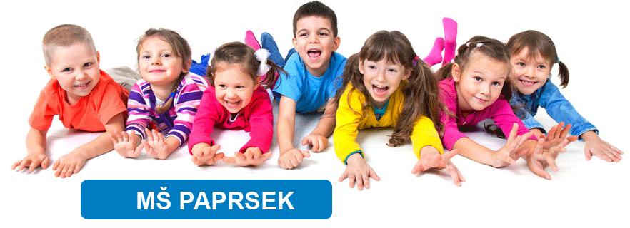 Mateřská škola Paprsek