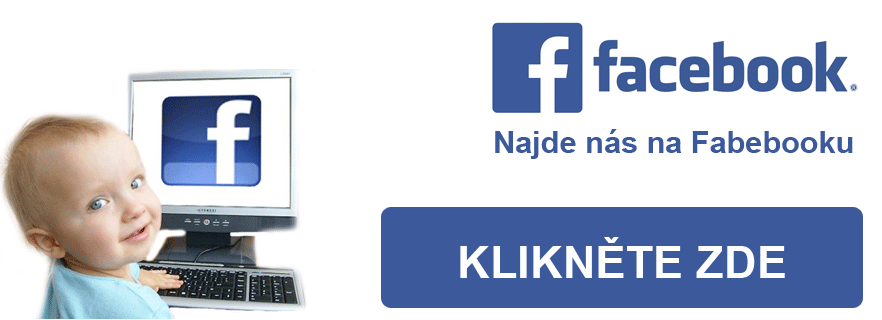 Najdete nás na Facebooku